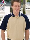 Mens  Mid Range Golf Shirt