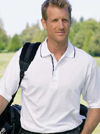 Mens  High End Golf Shirt