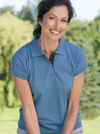 Ladies  High End Golf Shirt