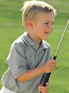 Youth Golf Shirts